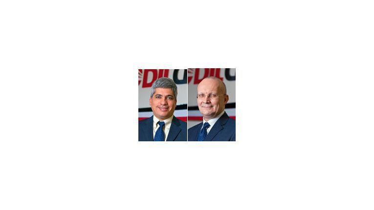 Die neuen Deutschland-Geschäftsführung bei BitDefender: Charles Arizmendi (COO)und Florin Talpes (CEO).