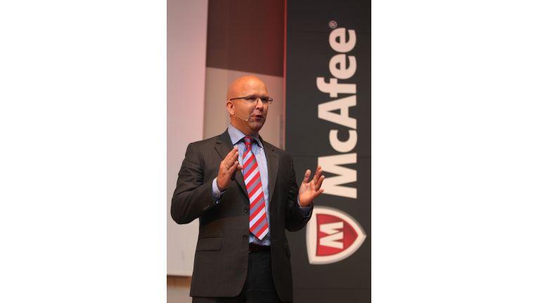 """Gert-Jan Schenk, McAfee EMEA President: """"Vereinfachung des Security-Portfolios und Wachstum mit einer reduzierten Partnerzahl"""""""