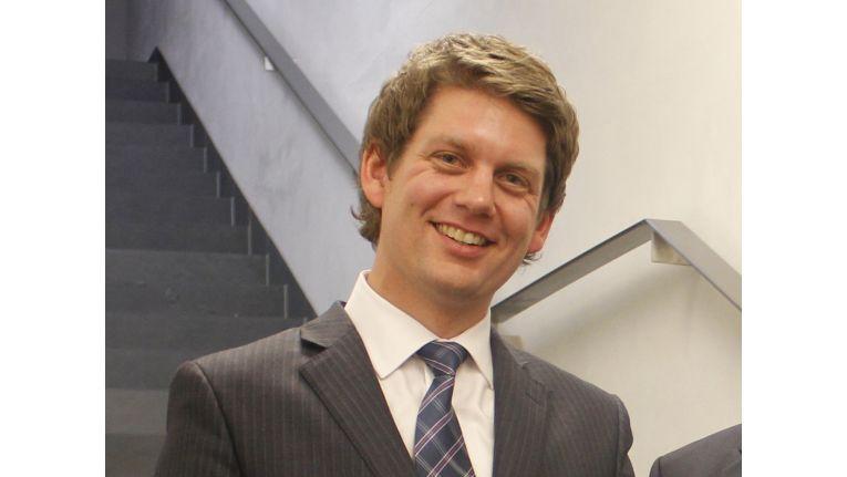 Oliver Wegner, Geschäftsführer von Evolutionplan
