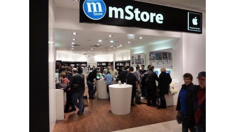 Der Apple-Händler mStore kämpft mit niedrigen Margen und sinkenden Preisen