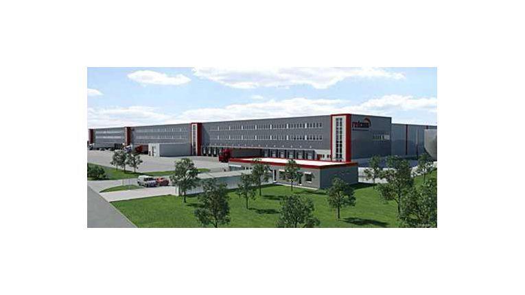 Investitionen wie das neue Logistikzentrum bei Erfurt belasten Redcoon.