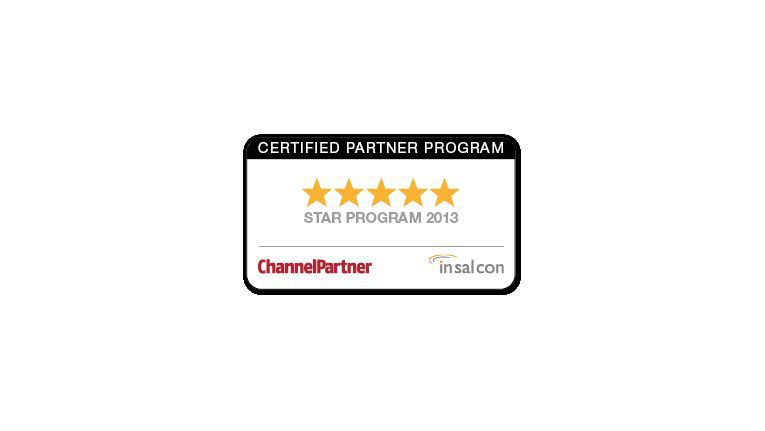 """Mit fünf Sternen unter dem Gütesiegel """"Certified"""" werden nur die Vertriebspartnerprogramme ausgezeichnet, die mindestens 80 Prozent der maximal möglichen Punktezahl erreichen."""