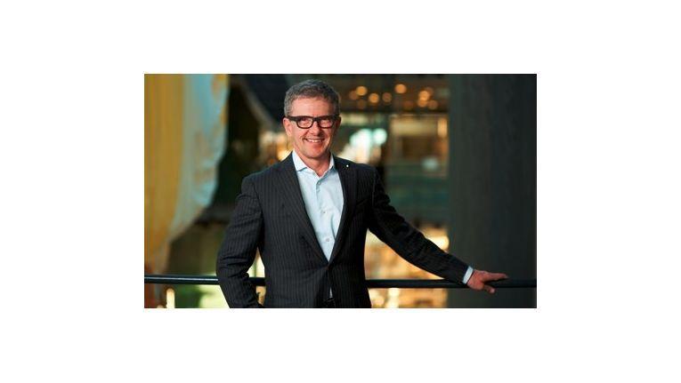 Datagroup CEO Max H.-H. Schaber freut sich über die neuen Aufträge.