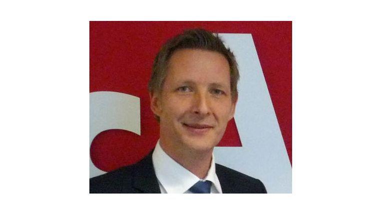 Sascha Plathen, Manager Channel Sales Central Europe bei McAfee