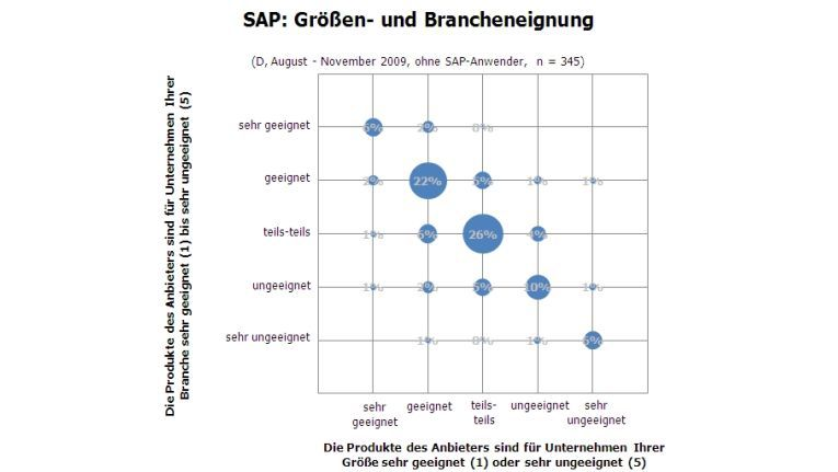So sieht der Mittelstand die SAP.