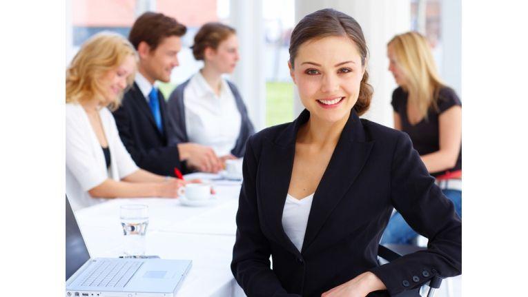 Informatik-Studentinnen können sich seltener als ihre männlichen Kommilitonen vorstellen, später Führungsaufgaben zu übernehmen.