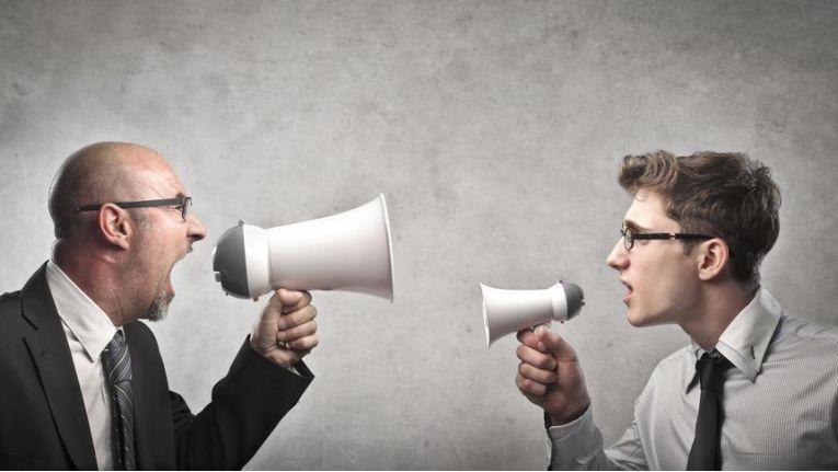 Die Streitereien dürfen auf keinen Fall persönlich werden.