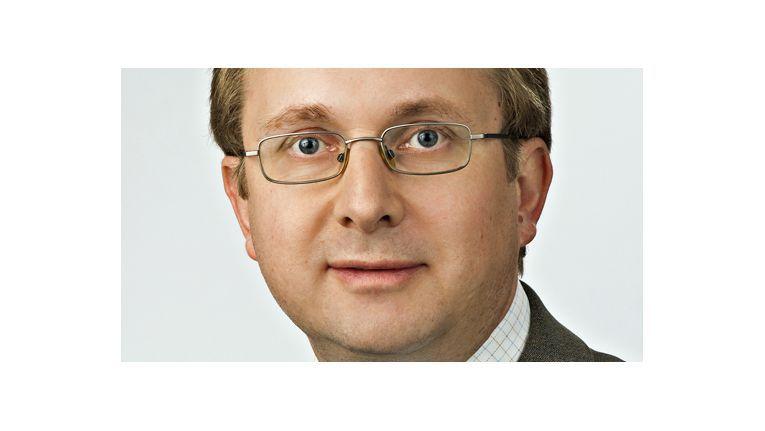 """Matthias Zacher: """"Die Zuwachsrate bei Analytics ist außerordentlich hoch."""""""