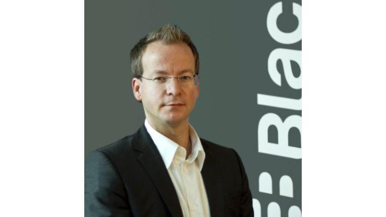 Managing Director Germany bei Blackberry: Markus C. Müller