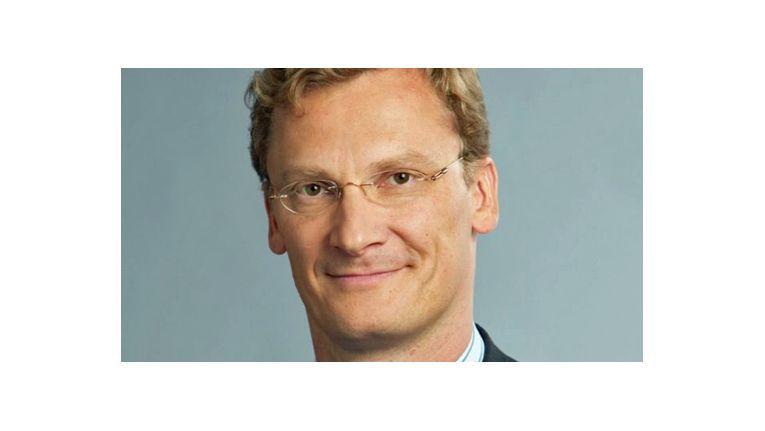 Markus Müller, CIO der Telekom AG