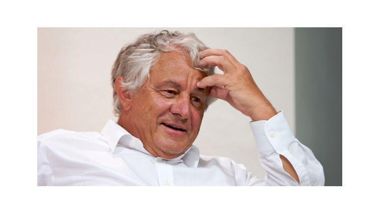 SAP-Mitgründer Hasso Plattner