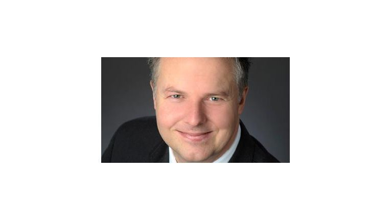 Stefan Mennecke, Managing Director Central and Eastern Europe bei Blackberry
