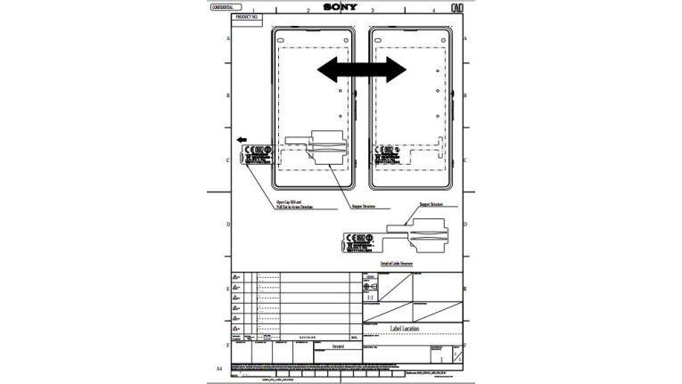 FCC-Grafik: Ist das SO-02F das neue Sony Xperia Z2 Compact?