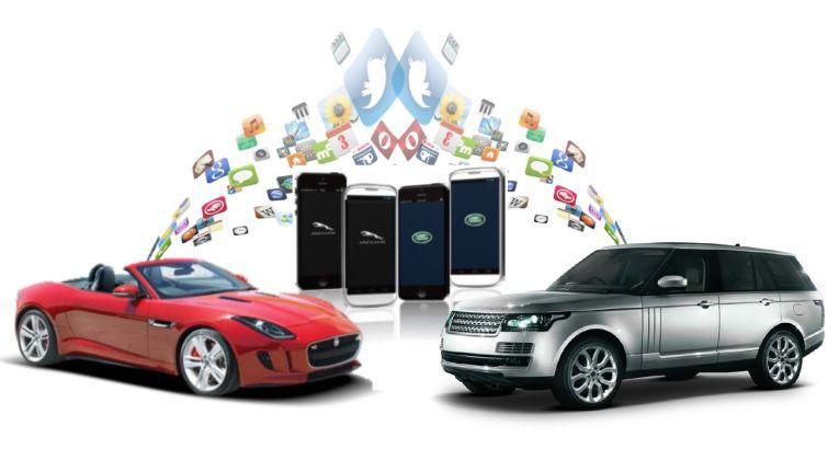 Gegenentwurf von Jaguar und Land Rover: InControl Apps