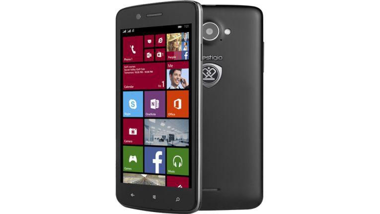 Das MultiPhone 8500 DUO von Prestigio kommt mit 5-Zoll-HD-Display, Snapdragon 400 und DualSIM