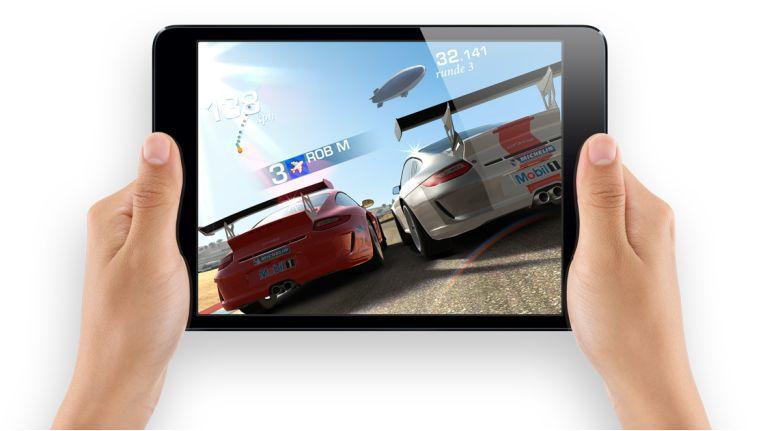 Er will nicht nur spielen: Apple war zu Beginn selbst verwundert, wie gut sich seine iPads im Business einsetzen lassen.