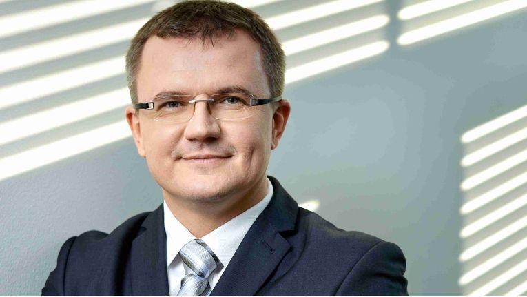 Norbert Biedrzycki, Vorstandsvorsitzender der ABC Data S.A., will sein Portfolio nun auch in Deutschland anbieten.