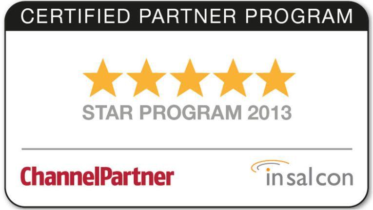 Erst bei positiver Bewertung seitens der Vertriebspartner erhält der an der Vergleichsstudie teilnehmenden Cloud-Provider das begehrte Siegel des von ChannelPartner und insalcon zertifizierten Partner-Programms.