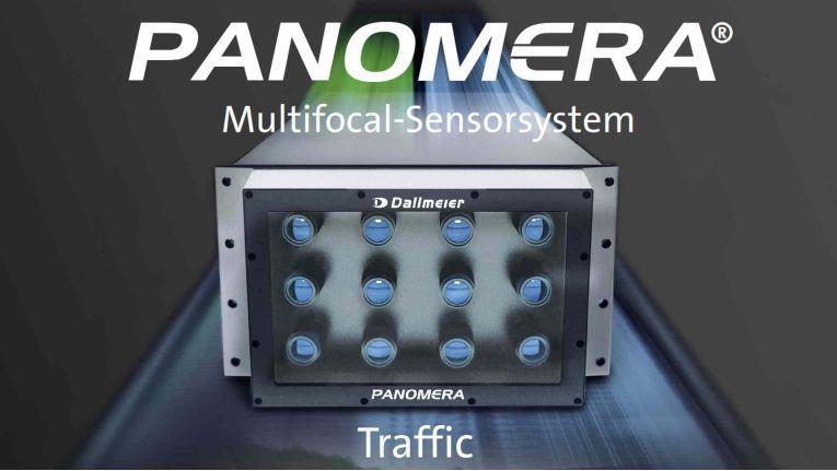 Dallmeier Panomera Traffic: Gleiche Auflösung unabhängig von Entfernung der Objekte.