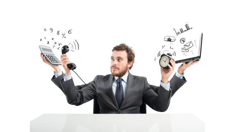Für viele Führungskräfte ist Account Management zu aufwendig und zeitintensiv.
