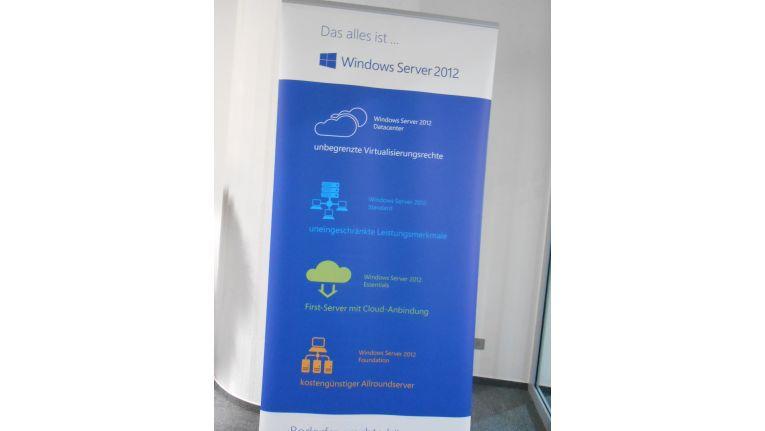 Die Workshops finden auf der CeBIT im Convenction Center statt.