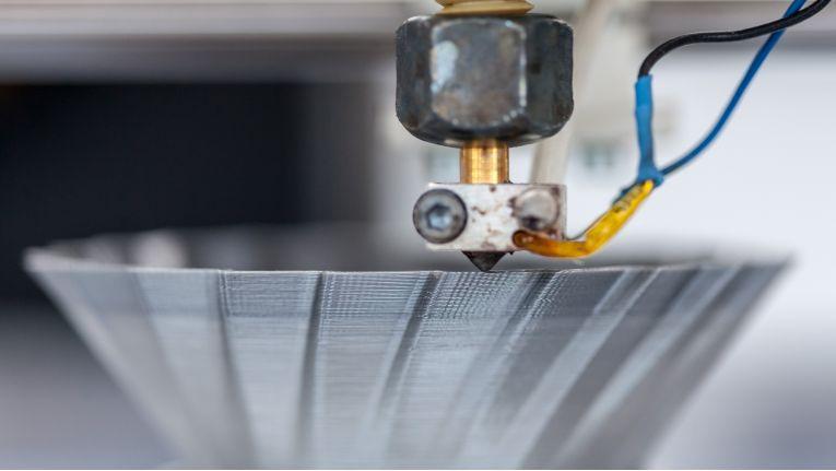 Die Geschwindigkeit marktüblicher 3D-Drucker ist HP-Labs-Chef Martin Fink viel zu langsam: 'Es dauere viele Stunden, um selbst einfache Teile herzustellen', moniert er.