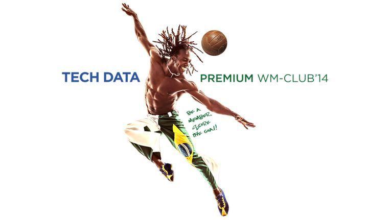 Im Tech Data – Premium WM-Club 2014 können ab sofort wertvolle Punkte gesammelt werden.