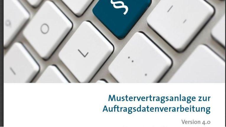 Praxis-Leitfaden für IT-Dienstleister: Mustervertrag für externe ...