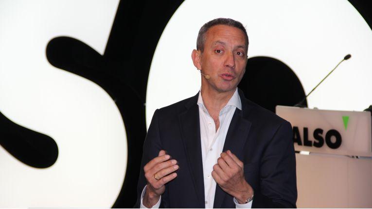 """Gustavo Möller-Hergt, CEO der Also Holding AG: """""""""""