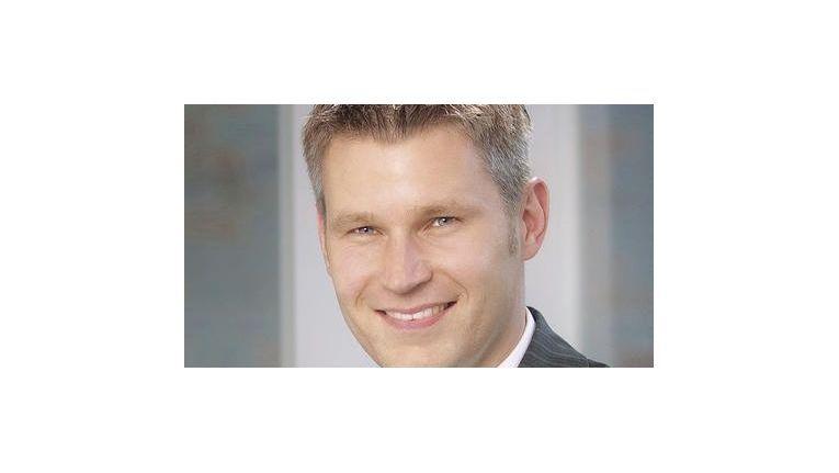 Wieder zurück in der Elektronikbranche: Daniel Boldin