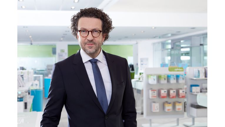 Kein Digital Lifestyle ohne passendes Gerät: Jan Sperlich, Mitglied der Geschäftsleitung von Gravis