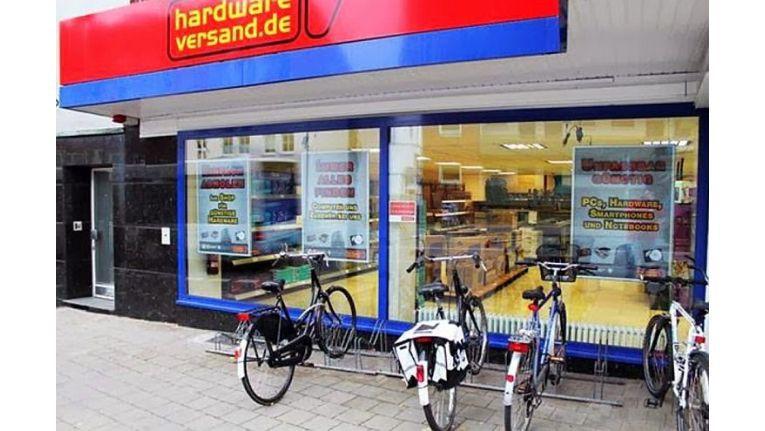 Ende 2012 eröffnete Atelco den ersten Abholshop von Hardwareversand.de in Münster