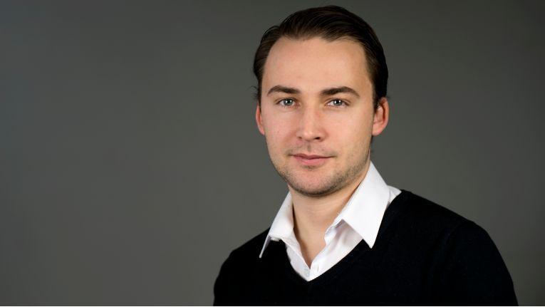 Frederic Haitz, COO und Co-Founder Ezeep, will mit Also 'qualifizierte Reseller' gewinnen.