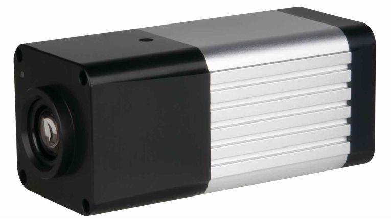 Dallmeier DF4820HD-DN: Erste herstellereigene Boxkamera mit P-Iris Objektiv.