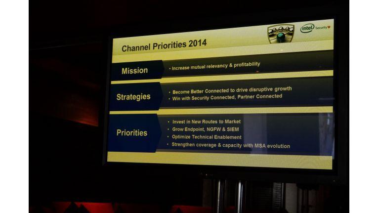 McAfee EMEA Channel Konferenz Mai 2014 in Marbella: Das sind die Prioritäten des McAfee Channels