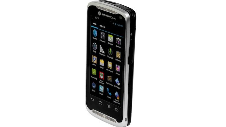 Motorola TC55: Erweiterte Version mit Google-Applikationen.