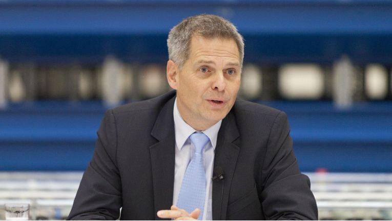 Klare Aussagen zur künftigen Strategie: Ein Fünftel der Umsätze will Media-Saturn-CEO Pieter Haas mittelfristig im Internet erzielen.