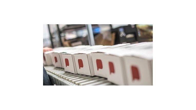 Bei großen Online-Händlern wie Sparhandy gehört die Verpackung zur Markendarstellung - kleine Händler verpassen diese Chance oft