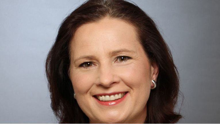 "Barbara Koch, Managing Director Azlan Tech Data in Deutschland: ""Cloud Computing ist das neue Kerngeschäft vieler unserer Reseller."""