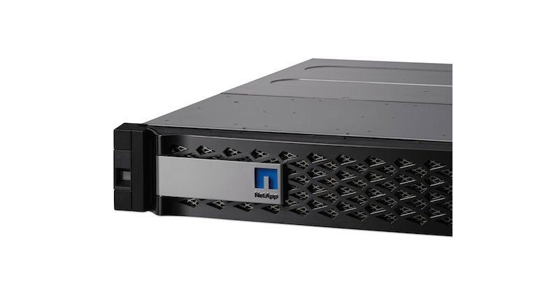 NetApp FAS2500: Hersteller betont Preis-Leistungs-Verhältnis.