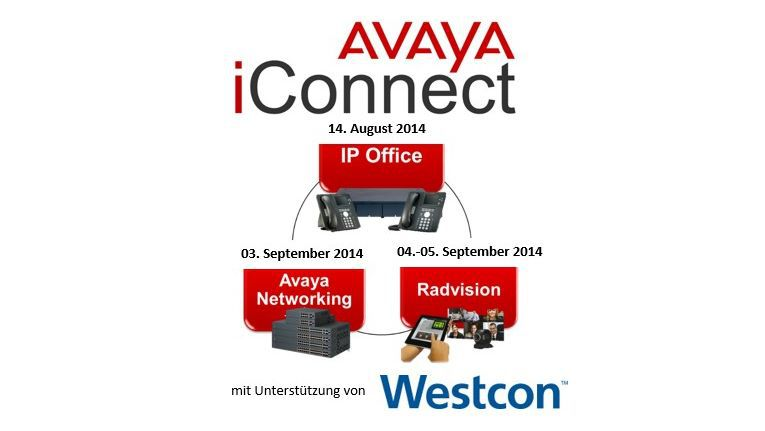 Für schnellentschlossene Fachhändler hat die Westcon Group drei Avaya Zertifizierungs-Workshops zu bieten.