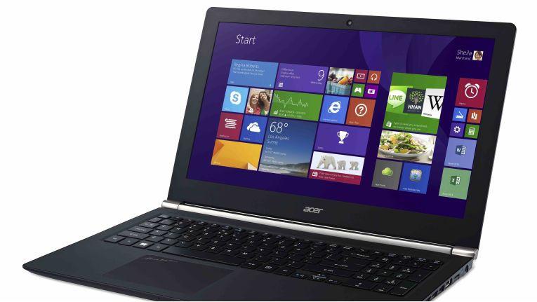 Serie Acer Aspire V Nitro / Black Edition: Geräteunterschiede bei Prozessoren und Grafikkarten.