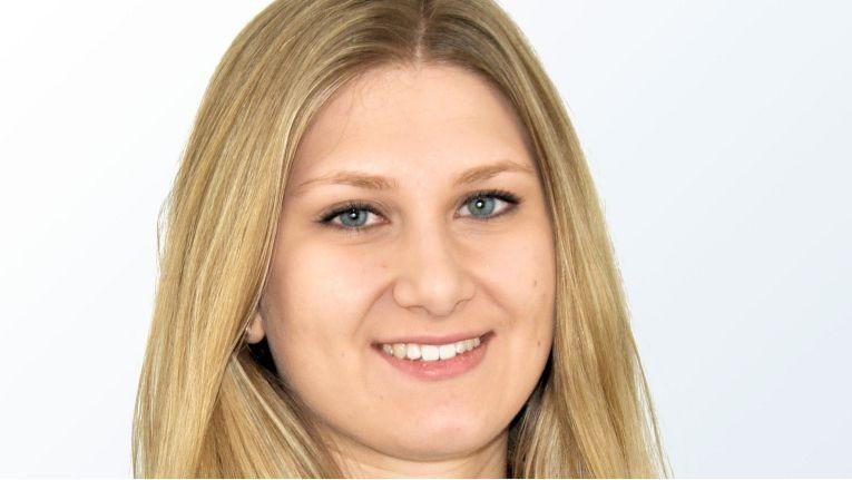 """Tanja Knorr, Produktmanagerin für Leitz-Produkte bei Systeam freut sich über den Zuwachs im Portfolio: """"Durch die hohe Bekanntheit sehen wir eine gute Voraussetzung in den Label-Druckermarkt einzusteigen."""""""