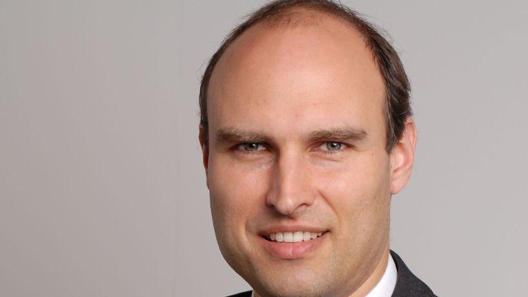 """Steffen Kahnt vom Bundesverband Technik des Einzelhandels (BVT): """"In Zukunft will Brüssel dem Konsumenten mit farbigen Pfeilen neben dem Verkaufspreis den Weg weisen."""""""