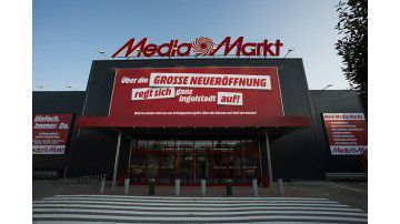 Neuer Pilot-Media-Markt in Ingolstadt