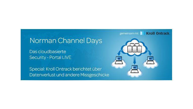 Die Channel Days-Tour findet in Zusammenarbeit mit dem Datenrettungsspezialisten Kroll Ontrack am 05.11. in Frankenthal (nahe Mannheim), am 06.11. in Stuttgart, am 11.11. in Altenburg, am 12.11. in Werl (bei Hamm) und am 13. 11. in Bergisch-Gladbach statt.