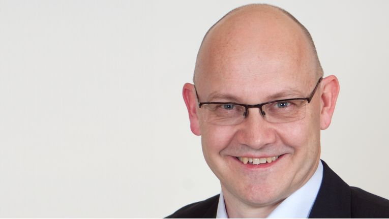 Reinhold Egenter, Director TD Maverick bei Tech Data Deutschland, freut sich über das breite und innovative Programm der Marke Philips.