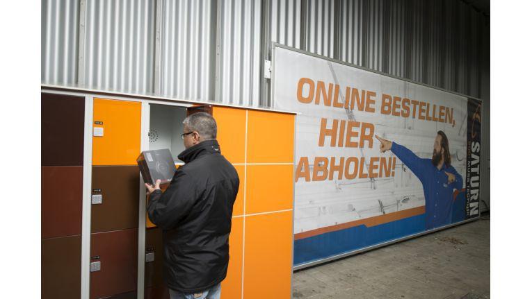 In der Schweiz plant Media Markt über 2.200 Abholstation, ähnlich dem Vorbild am Pilotmarkt von Saturn in Ingolstadt