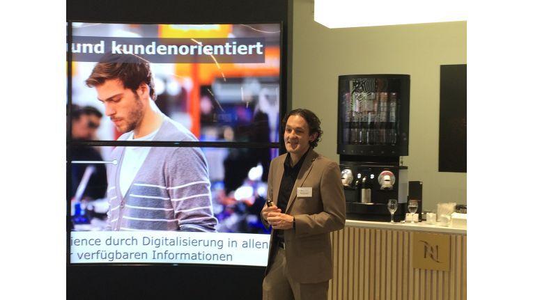 """""""Saturn bietet Einkaufserlebnisse, die andere noch nicht bieten"""": Media-Saturn-CDO Martin Wild bei der Eröffnung des neuen Pilot-Saturn-Marktes in Ingolstadt"""