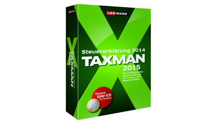 """Taxman 2015 für Selbstständige wartet mit einem Ratgeberbuch """"Steuer 2015 für Selbstständige & Unternehmer"""" auf."""